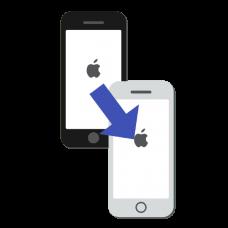 Перенос данных на новый iPhone